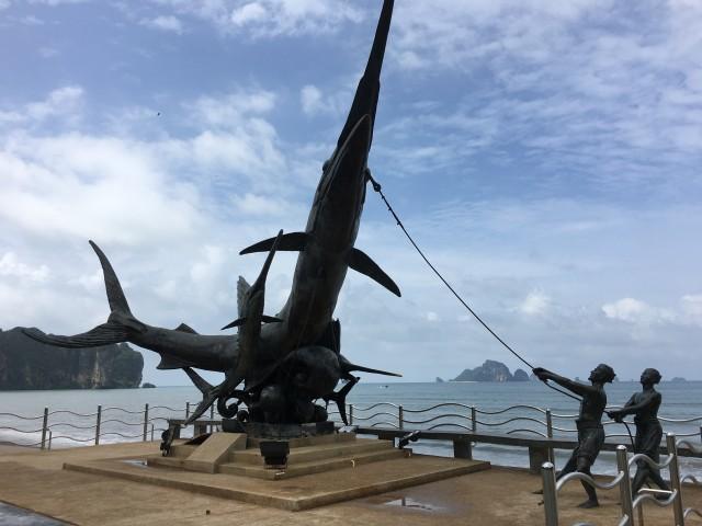Ao Nang swordfish