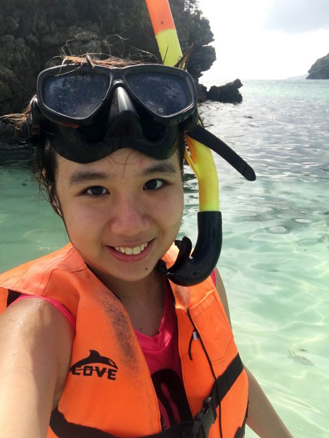 Krabi snorkelling