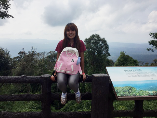 Khao Yai view point