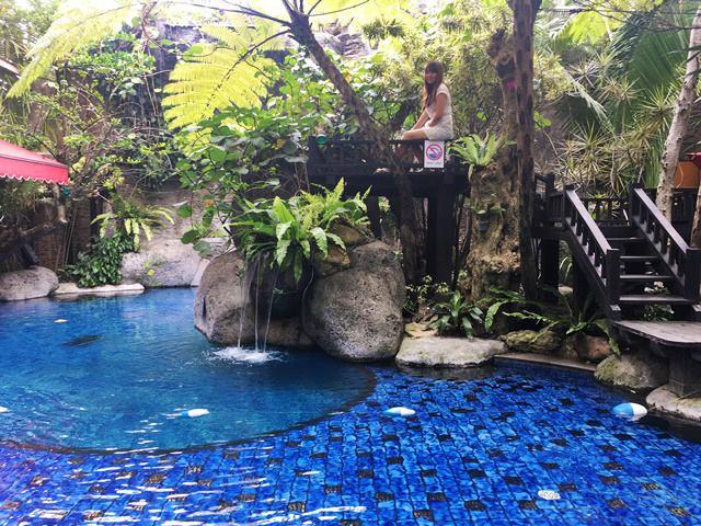 Amaroossa Hotel pool