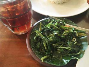 Warung Sangrai Bandung menu