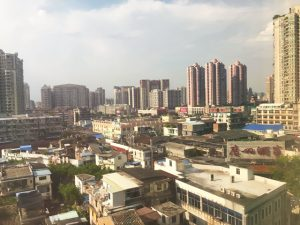 Holiday Inn Shifu Guangzhou view