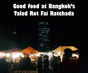 Rot Fai Ratchada food