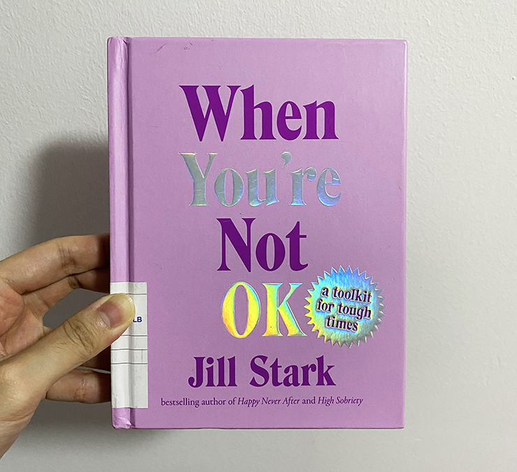 When You're Not Ok by Jill Stark