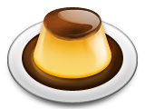 pudding emoji
