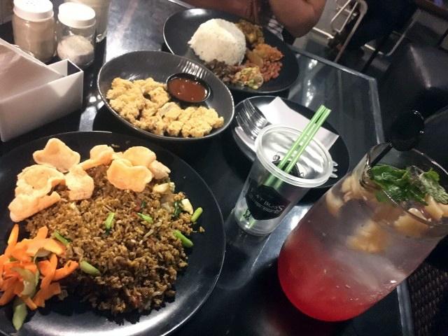 EatBoss menu