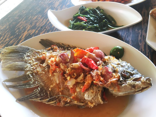 Lembang seafood