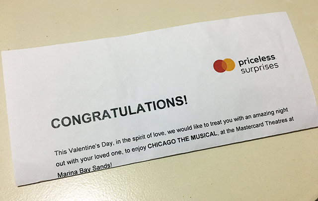 MasterCard Priceless Surprises