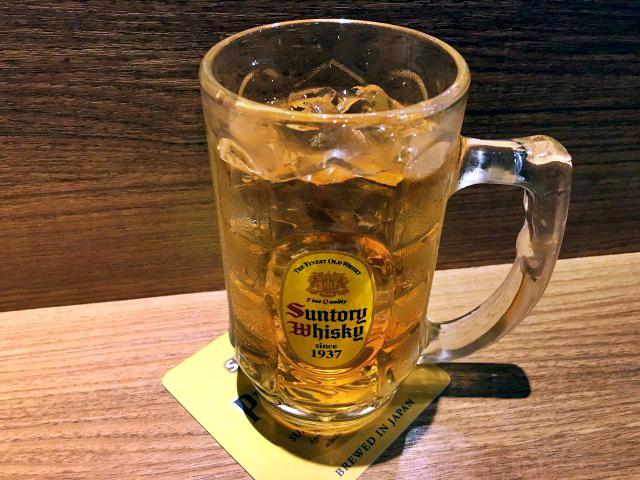 Teppei drinks