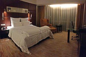 Pullman Hotel Baiyun Airport Guangzhou room