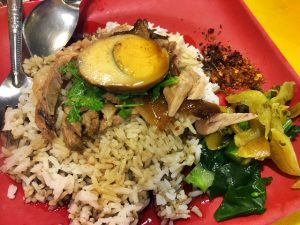 Talad Rot Fai Ratchada food