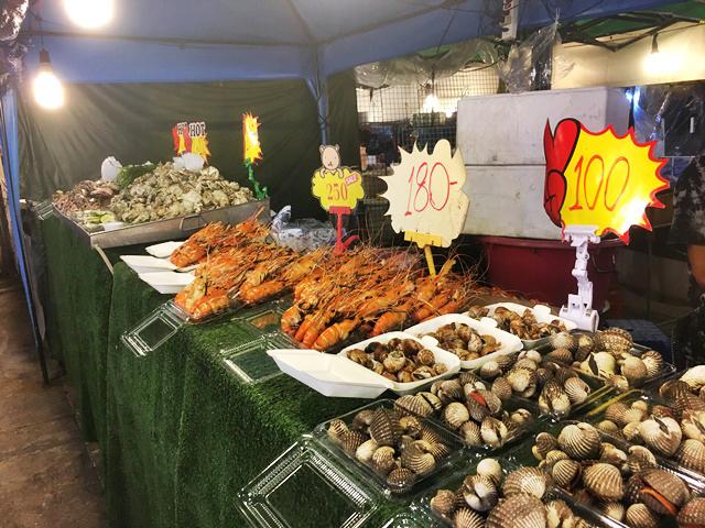 Rot Fai Ratchada seafood