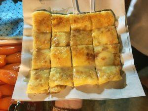 Thai roti street food