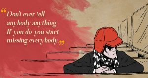 catcher in the rye best quote