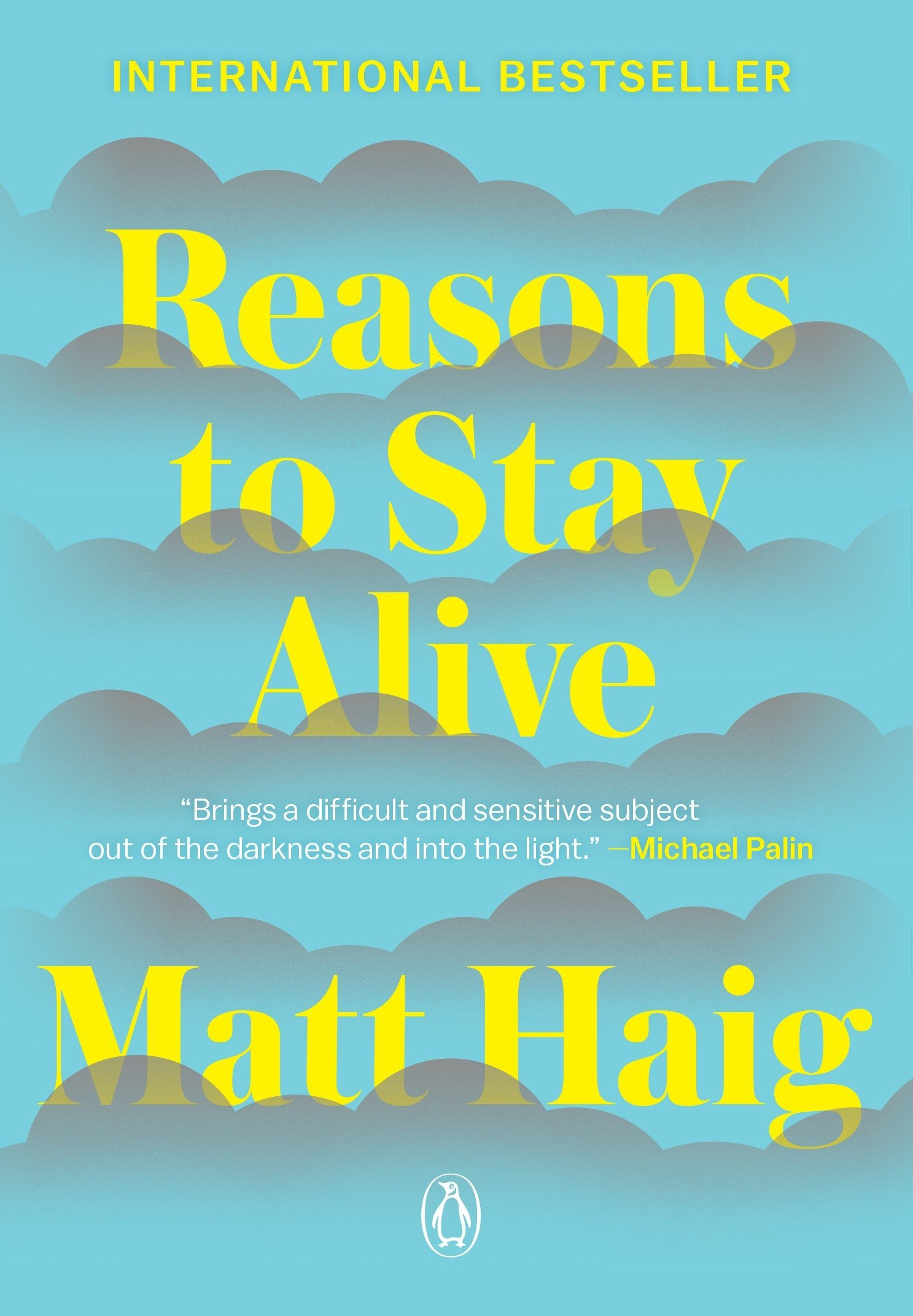 reasons to stay alive matt haig